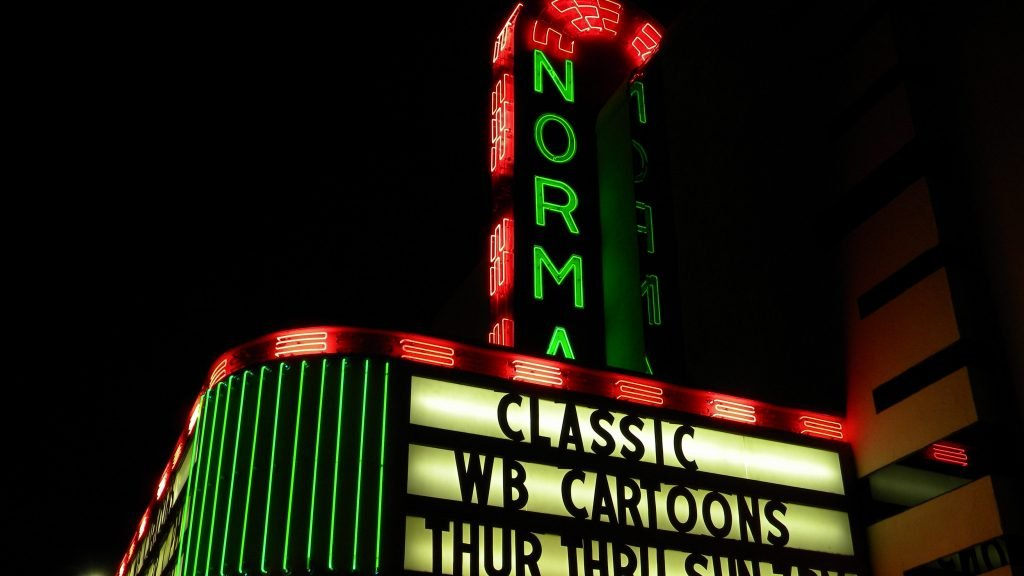 Town of Normal Theater Photo